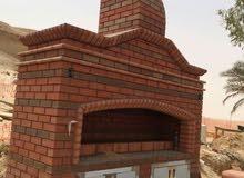 بناء افران شوايان مطاعم