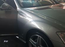 Gasoline Fuel/Power   Mercedes Benz S 500 2009