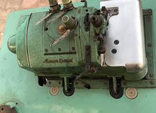 مكينة خياطة نضيفة المانية اصلية