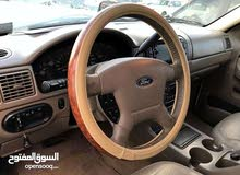 Used condition Ford Explorer 2004 with +200,000 km mileage