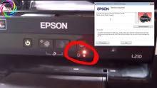 اصلاح وبرمجة طابعات إبسون EPSON