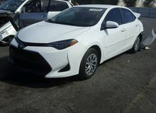 Automatic Toyota 2018 for sale - Used - Muscat city