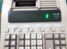 الة حاسبه فاتوره olivetti