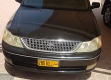 Used condition Toyota Avalon 2002 with 80,000 - 89,999 km mileage