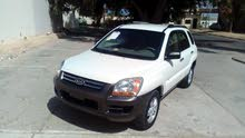 Used condition Kia Sportage 2007 with 100,000 - 109,999 km mileage