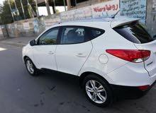 Gasoline Fuel/Power   Hyundai Tucson 2013