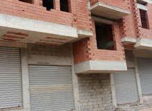 مبنى للبيع،، جهة الهضبة طول بقرب من حي دمشق الجديدة