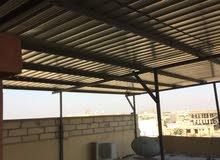 حدادة ابو محمد لعمل السقائف بمختلف انواعها البصرة شارع 14 تموز