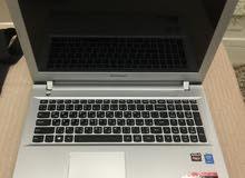 لابتوب لينوفوz51 ملحوظة: شاشة مكسورة وثمن الشاشة 750 جنيه