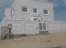منزل  قيد الإنشاء منطقه في منطقه البر  1 للبيع لضروف خاصه