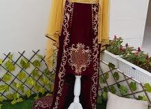 ملابس عمانيه تقليديه مطوره للايجار