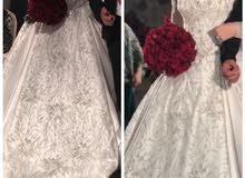فستان زواج راقي