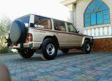Nissan Patrol 1993 For sale - Gold color