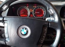 سيارة بي ام 735 كوبرا   بحالة جيدة جدا  الاستفسار عالهاتف