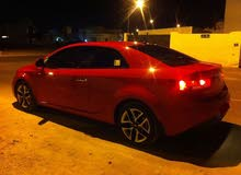 Kia Cerato car for sale 2012 in Misrata city
