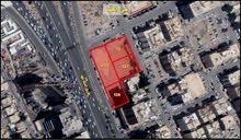أرض للايجار طريق الملك فهد حي العليا-الرياض