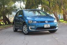 For sale 2015 Blue E-Golf