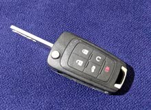 ريموت شفروليه سيارة اصلي مع مفتاح  وكالة