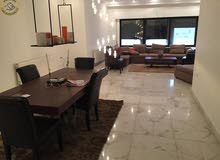 شقة مميزة للبيع في ام السماق طابق ثالث 251م تشطيب سوبر ديلوكس بسعر 137000