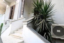 فيلا  بحديقة للايجار بالابراهيمية 350م ع شارع ابو قير راسا تشطيب لوكس 5غ + 4ق ريسبشن + 2 حمام