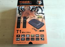 رسيفر tiger t1 mini ultra