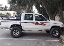 Manual Toyota 2004 for sale - Used - Misrata city
