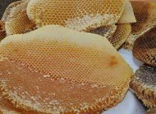 متوفر جميع انواع العسل