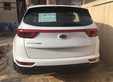 Kia Sportage 2019 For sale - White color