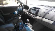 تويوتا كامري 2006 امريكية لون اسود للبيع.