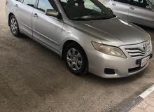 Automatic Silver Toyota 2010 for sale
