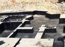 عزل الأسطح لمنع تسريب الماء وتخلص من العفن والرطوبه مكفوله