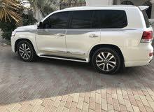 For sale 2013 Beige Land Cruiser