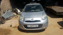Nissan Micra 2012 for sale in Zawiya