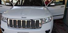 White Jeep Laredo 2013 for sale