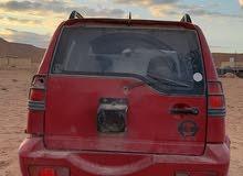 سان تيرانو للبيع دفع رباعي سيارة فيها بيداية صرف للإستفسار للإتصال علا 092300841
