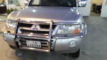 ميتسوبيشي باجيرو 2003 فحص كامل محرك 3500 gls فل كامل للبيع او البدل