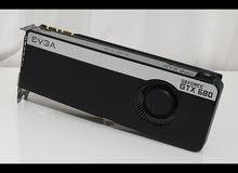 EVGA NVidia GTX 680 FTW Edition