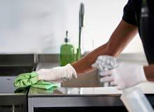متخصصون في خدمات التنظيف الشاملة بأسعار منافسة