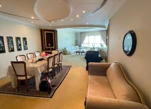 شقة للبيع بالطابق الثامن برج كورنيش عجمان من المالك مباشرة