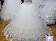 ارقي فساتين الزفاف والخطوبه--تركي-خليجي_ مصري للتواصل وتس: