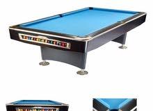 طاولة بلياردو 9 قدم رخام 9 Feet Pool Table Marble