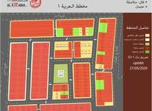 فرصه اراضي للبيع بحي الزاهيه مجهزه بالشوارع والخدمات تملك حر ***
