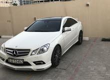 E350 coupe 2011 GCC