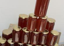 العسل الطبيعي والشمع المختوم إنتاج 2020