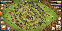 clash of clans  th11
