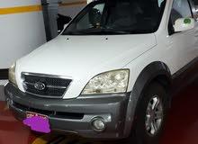 كيا سورينتو  ترخيص وتأمين  جديد الصيانه تتم فقط في الوكالة V6