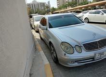 مرسيدس 2003 E500