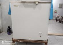 Wansa used chest freezer, with stand