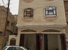 بيت مسلح جديد لبنة ونصف حر مكون من دورين وعلى شارع 10 مزفلت تجاري