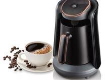 آلة القهوة العربية والتركية